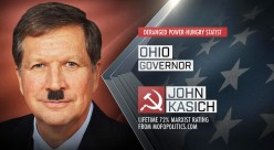 I Am Realizing That There Is No One More Arrogant Than Governor John Kasich/The Republican Elites....