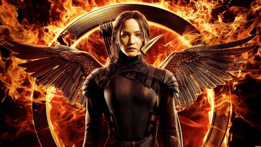 The Hunger Games by Suzan Collins is portrays Katniss as one of the most powerful female fictional heroins of the millenium