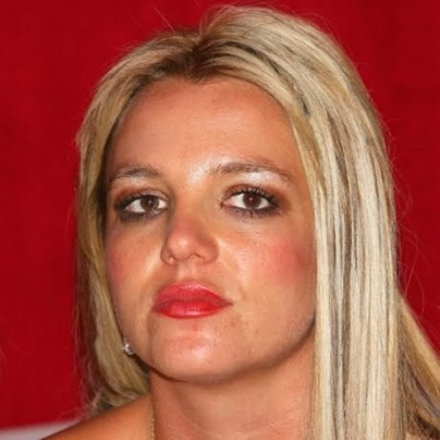 Spears' wide-open schedule takes its toll in her looks