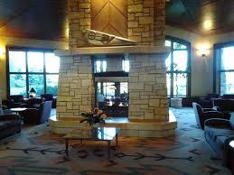 Hotel Lobby Soaring Eagle Resort