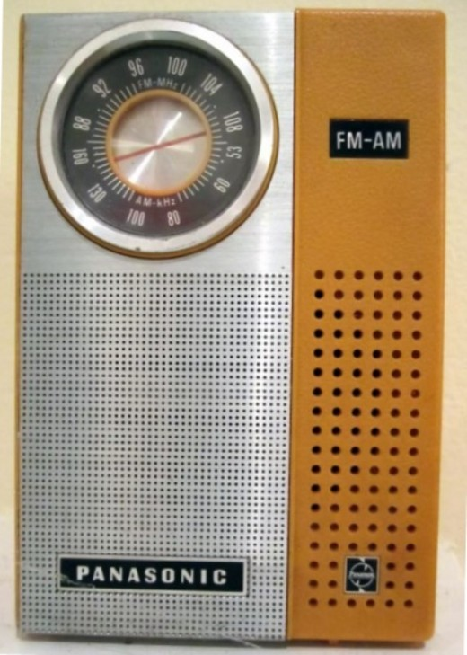 Transistor Radio, the iPod of the past