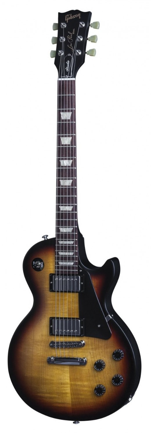 Gibson Les Paul Studio Faded Series T (Satin Fire Burst)
