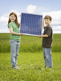 Solar Energy and Kids