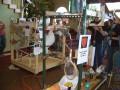 Fun and Learning with Rube Goldberg Machine