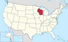 Wisconsin in the United States