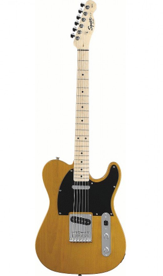 Squier (by Fender) Affinity Telecaster