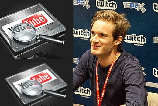 "YouTube Star ""PewDiePie"""