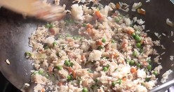 How To Make Vegetable Fried Rice At Home