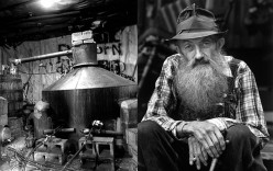 """Feb. 12, 2013 News  by Tennessee Whiskey  Trail an account of """"Popcorn"""" Sutton, master moonshiner  who was never caught"""