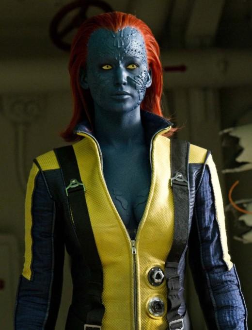 Mystique in X-Men: First Class