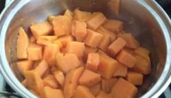 Low Sugar Sweet Potato Bread