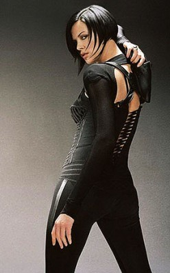 Aeon Flux (2005) was voted as one of the worst superhero movies ever.