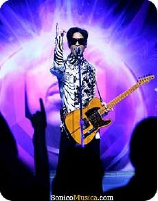 Prince Rogers Nelson:  Gone but never will be forgotten.