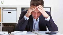 How do you handle work-related stress?