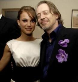 Natalie Portman and Steve Buschemi