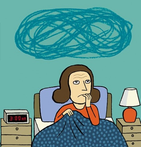 Trying to think about too many things can lead to chronic worrying