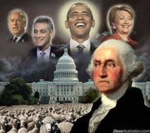 Do you thing George Washington would approve of what we have become?