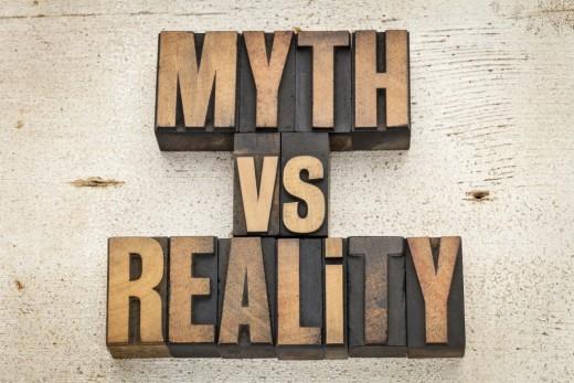 Myths v Reality