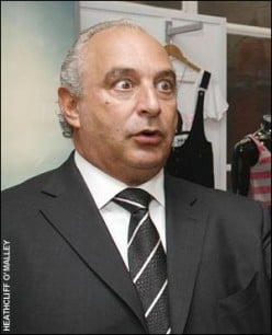 "the Noble Interviews / ""Sir"" Philip Green"