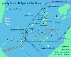 Chinese Expansion in the South China Sea