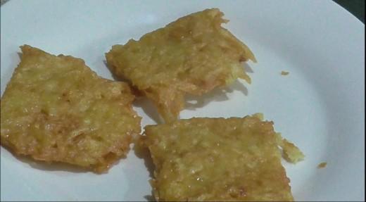 Homemade Potato Hash Browns