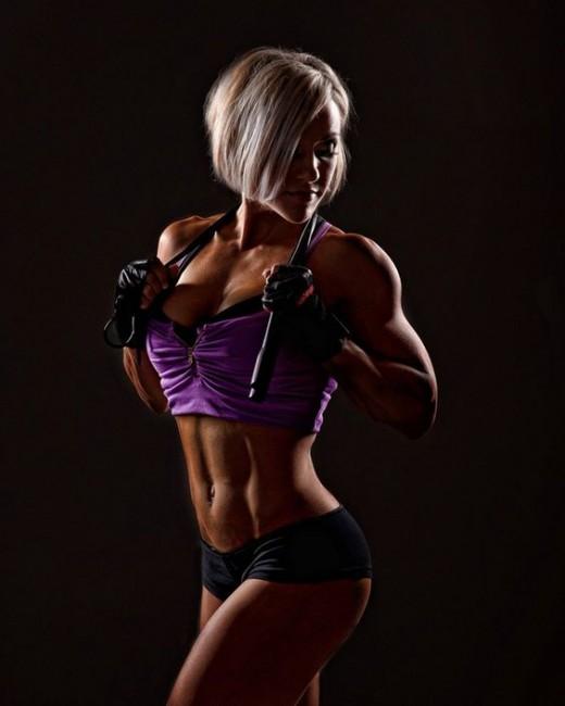 Jessie Hilgenberg - Bodybuilding - Athlete - Fitness Model