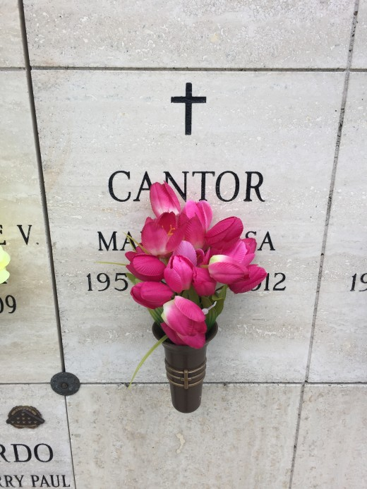 My mom's death was my catalyst to reflect and make changes.