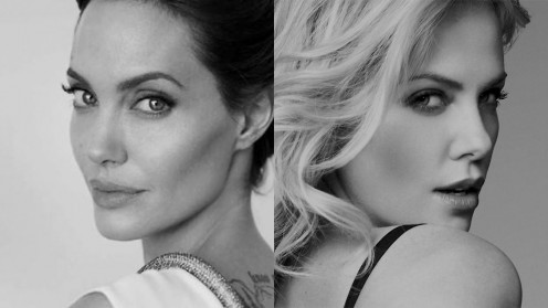 Who's Better? Angelina Jolie vs. Charlize Theron