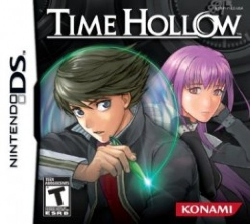 Time Hollow Nintendo DS game cover