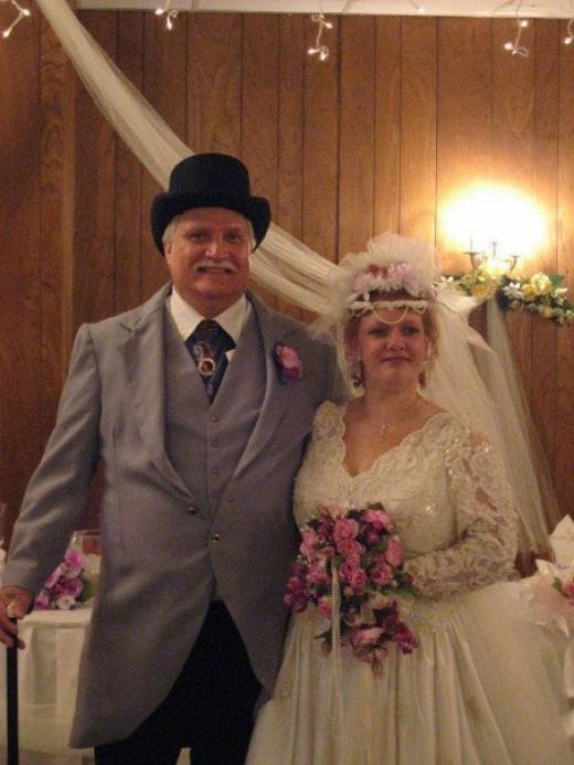 Randy and Ruth Ann