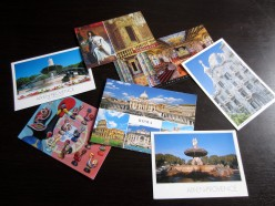 8 Reasons to Buy Postcards