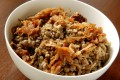 How to cook rice with Lentils a Vegan Recipe