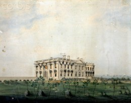 President's House by George Munger