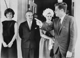 The Kennedy's and Princes of Monaco