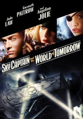 Sky Captain and the World of Tomorrow (2004) looked more expensive than its reported $70 million budget. Still, it fell from the sky and crash landed with $20.5 million in damages.