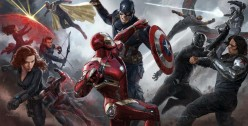 A Review Of Captain America's Civil War...