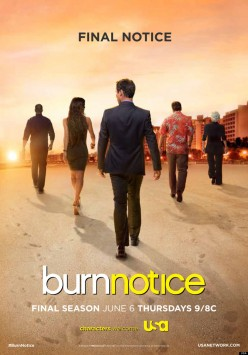 "Writing your own ""Burn Notice"""