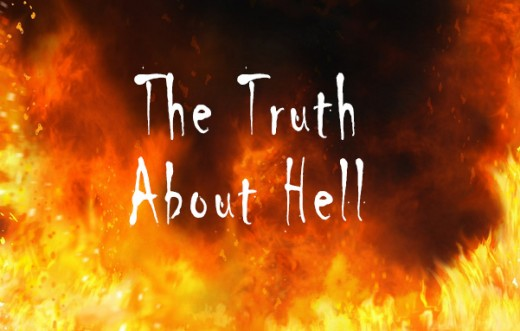 There Is Comfort In Understanding The Doctrine of Hell
