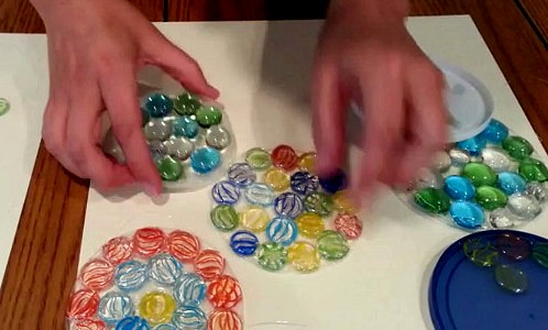 Youll Find The Tutorial And Also A Video On How To Make These Sun Catchers At Crafts USA Seniors Could Even Give As Gifts