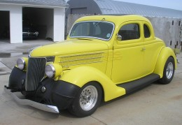 Classic Car 1936 Ford