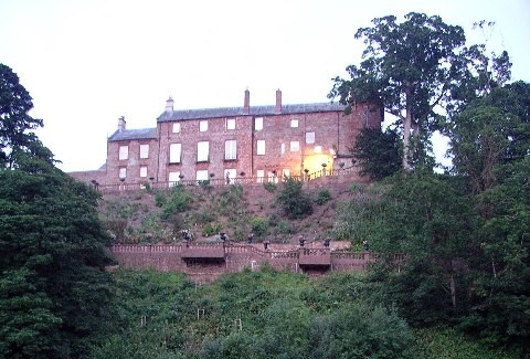 Haunted Corby Castle Lynne Kirton