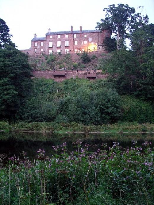 Corby Castle Gardens Michael Graham
