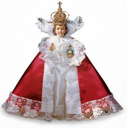 The Holy Infant Jesus of Prague