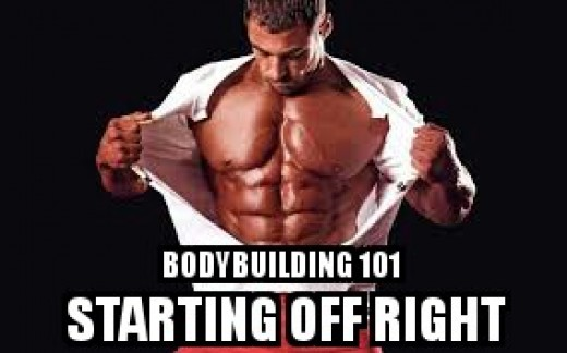 Begin a weight loss or bodybuilding program on the right foot.