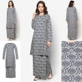 Baju Kurung Moden - A Modest Malay Dress In The South East Asia