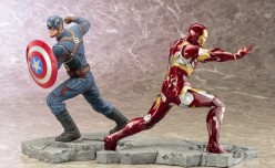 Captain America Civil War Action Figures