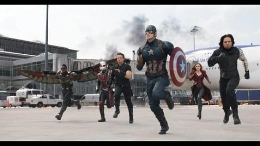 Team Captain America!