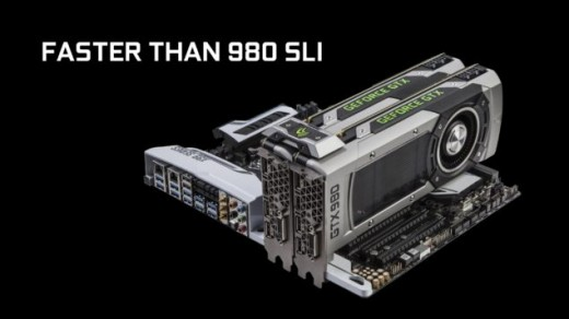 NVIDIA's Pascal GTX 1080 is faster than a dual graphics card configuration running 980's. Pair it with a CPU like the i7-6800k or i7-6700k and you'll be more than ready for modern titles in 1440p.