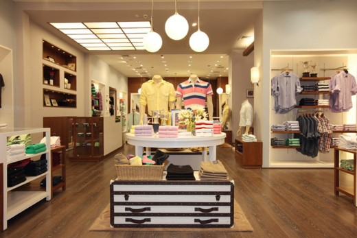 Brick & Mortar Store Design