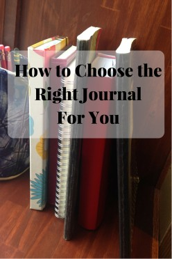 How to Choose the Right Journal for You